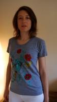Bethany in Pulse T-shirt