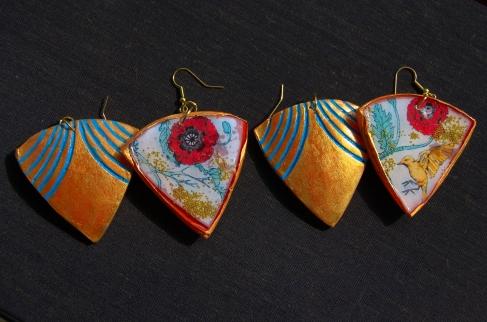 Pulse earrings